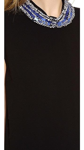 3.1 Phillip Lim Embellished Collar Jumpsuit