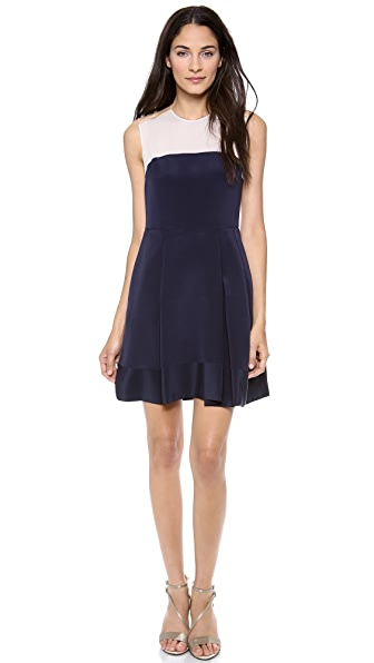 3.1 Phillip Lim Colorblock Dress