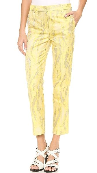 3.1 Phillip Lim Classic Jacquard Pencil Pants