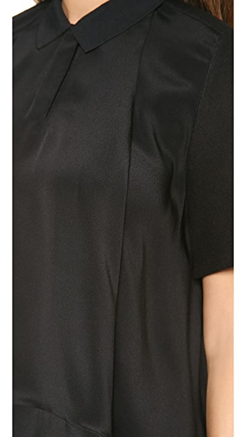 3.1 Phillip Lim Trapeze Polo Shirt