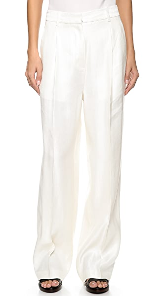 3.1 Phillip Lim High Waist Wide Leg Pants