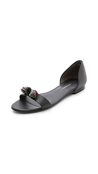 3.1 Phillip Lim Cosmic Flat Sandals