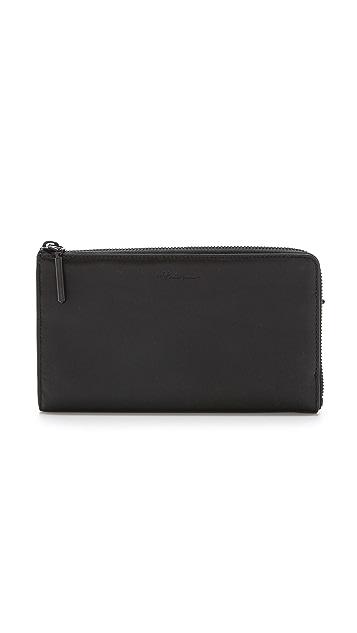 3.1 Phillip Lim 31 File Folder Zip Out Wallet
