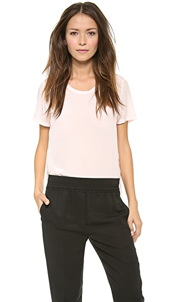 3.1 Phillip Lim Side Seam Tee Shirt