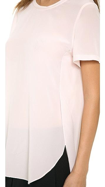 3.1 Phillip Lim Side Seam Tee Shirt