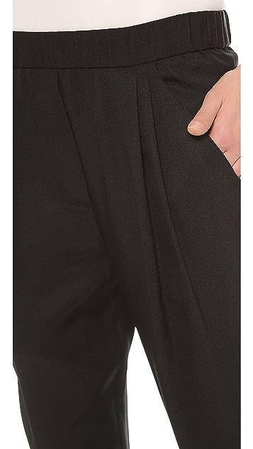 3.1 Phillip Lim Draped Pocket Trousers