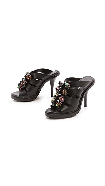3.1 Phillip Lim Cosmic Embellished Mules