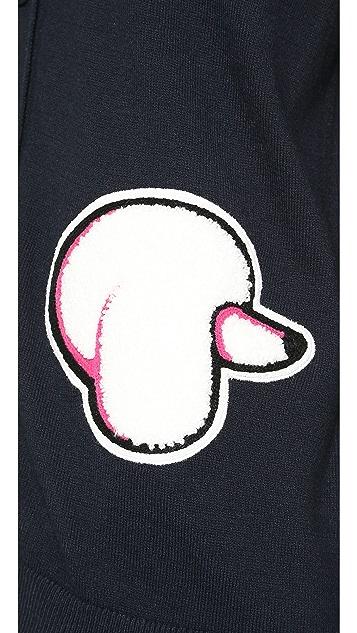 3.1 Phillip Lim Button Up Poodle Cardigan