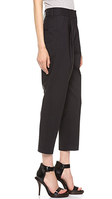 3.1 Phillip Lim Carrot Cropped Pants
