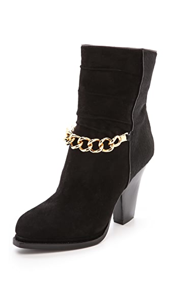 3.1 Phillip Lim Haircalf Berlin Chain Boots