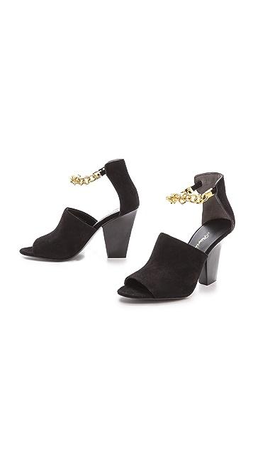3.1 Phillip Lim Berlin Chain Strap Sandals
