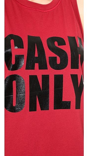 3.1 Phillip Lim Cash Only Tank