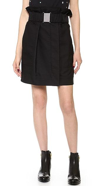 3.1 Phillip Lim Cinched Waist Skirt