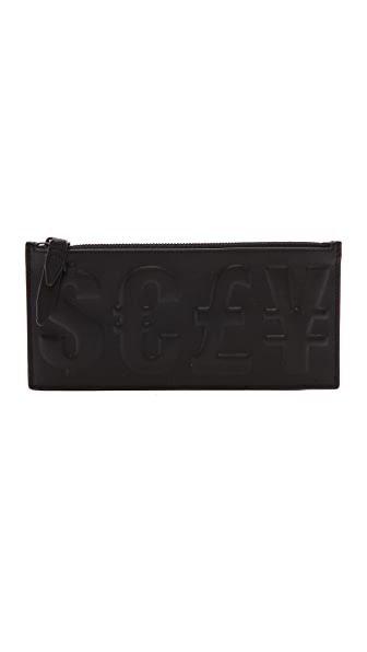 3.1 Phillip Lim Sexy Mini Zip Around Wallet