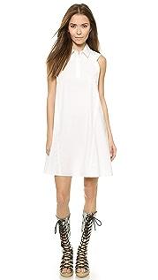 3.1 Phillip Lim Sleeveless Trapeze Dress