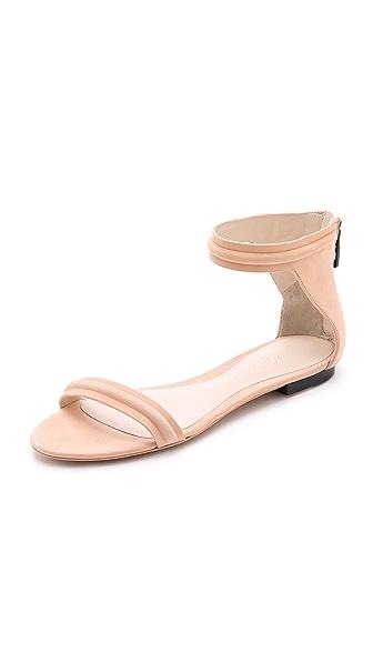 3.1 Phillip Lim Martini Flat Sandals