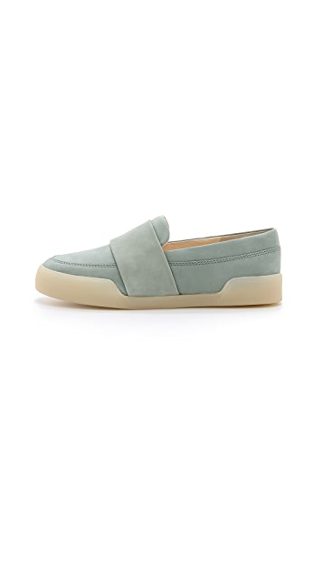3.1 Phillip Lim Morgan Suede Loafer Sneakers