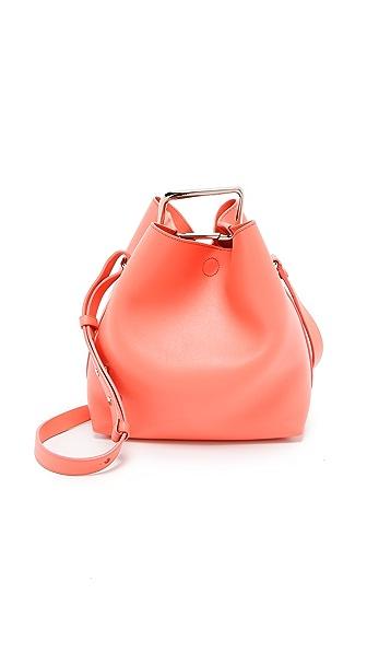 3.1 Phillip Lim Quill Mini Bucket Bag