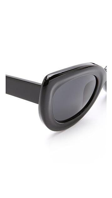 3.1 Phillip Lim Cat Eye Sunglasses
