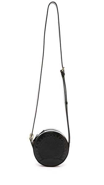 3.1 Phillip Lim Alix Circle Cross Body Bag - Black