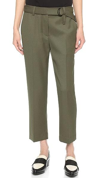 31 phillip lim cropped utility belt pants shopbop