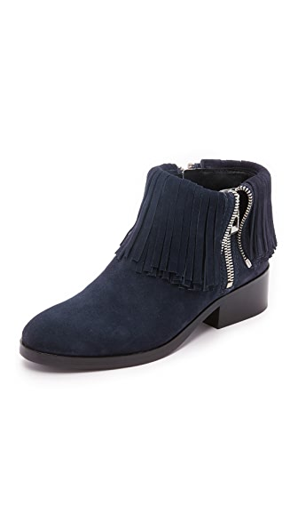Kupi 3.1 Phillip Lim online i prodaja 3.1 Phillip Lim Alexa Fringe Ankle Booties Night cipele online