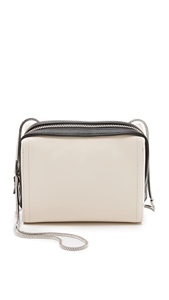 3.1 Phillip Lim Soleil Mini Zip Cross Body Bag