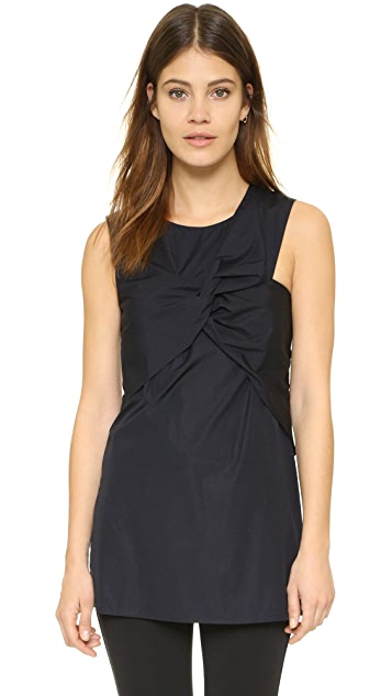 3.1 Phillip Lim Sleeveless Tunic with Knot