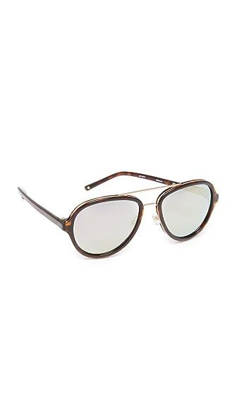 3.1 Phillip Lim Солнцезащитные очки-авиаторы