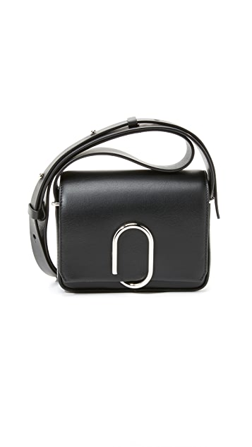 3.1 Phillip Lim Alix Flap Mini Cross Body Bag