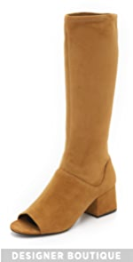 Cube Open Toe Tall Boots                3.1 Phillip Lim