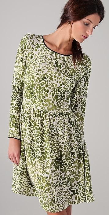 Piamita Sophia Long Sleeve Dress