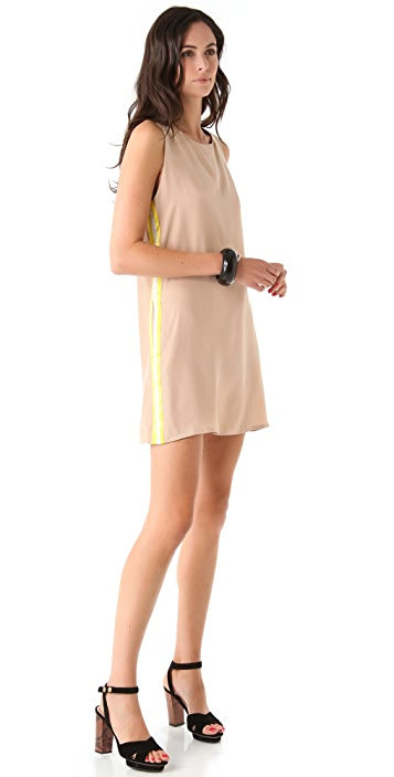 Piamita Edie Stripe Tank Dress