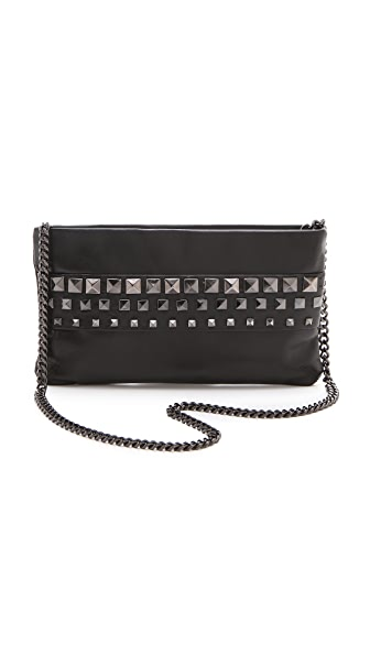 Pierre Balmain Studded Row Bag