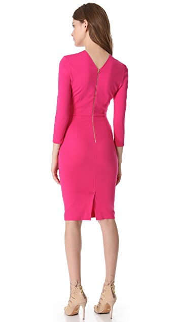 Pierre Balmain 3/4 Sleeve Dress