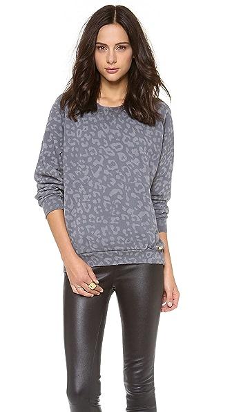 Pierre Balmain 3/4 Sleeve Sweatshirt