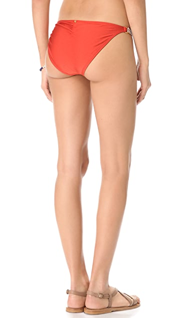 PilyQ Saffron Bikini Bottoms