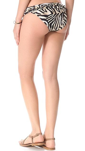 PilyQ Simba Babydoll Bikini Bottoms