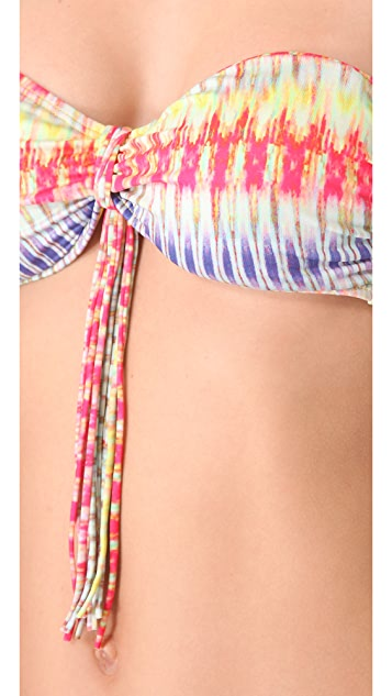 PilyQ Razzle Dazzle Bikini Top