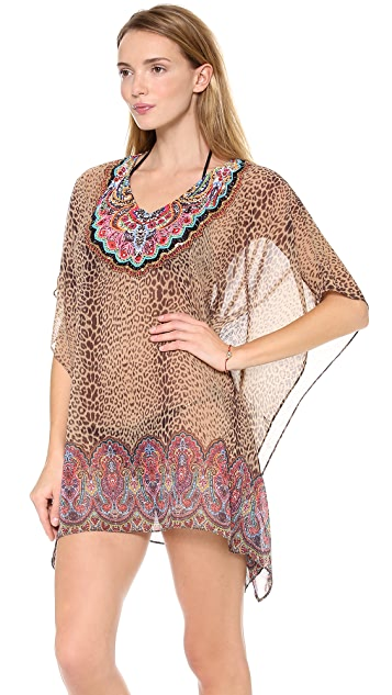 PilyQ Raja Tunic Dress