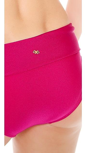 PilyQ Berry Bliss Bikini Bottoms
