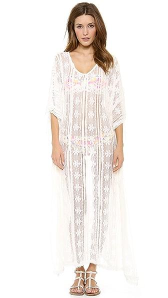 PilyQ Bahama White Brynn Dress