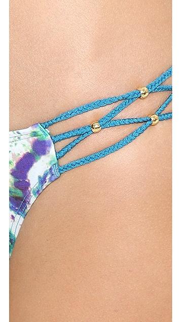 PilyQ Cat Cay Bikini Bottoms