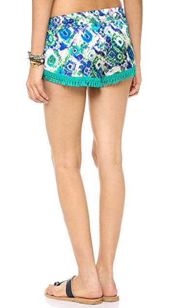 PilyQ Cat Cay Shorts