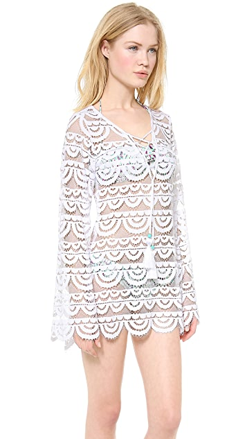 PilyQ Noah Cover Up Dress