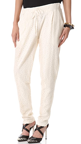 Piper Gore Clementine Lace Pants