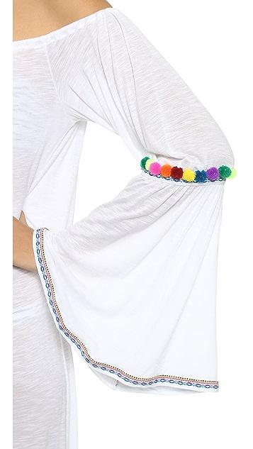 Pitusa Gypsy Maxi Dress