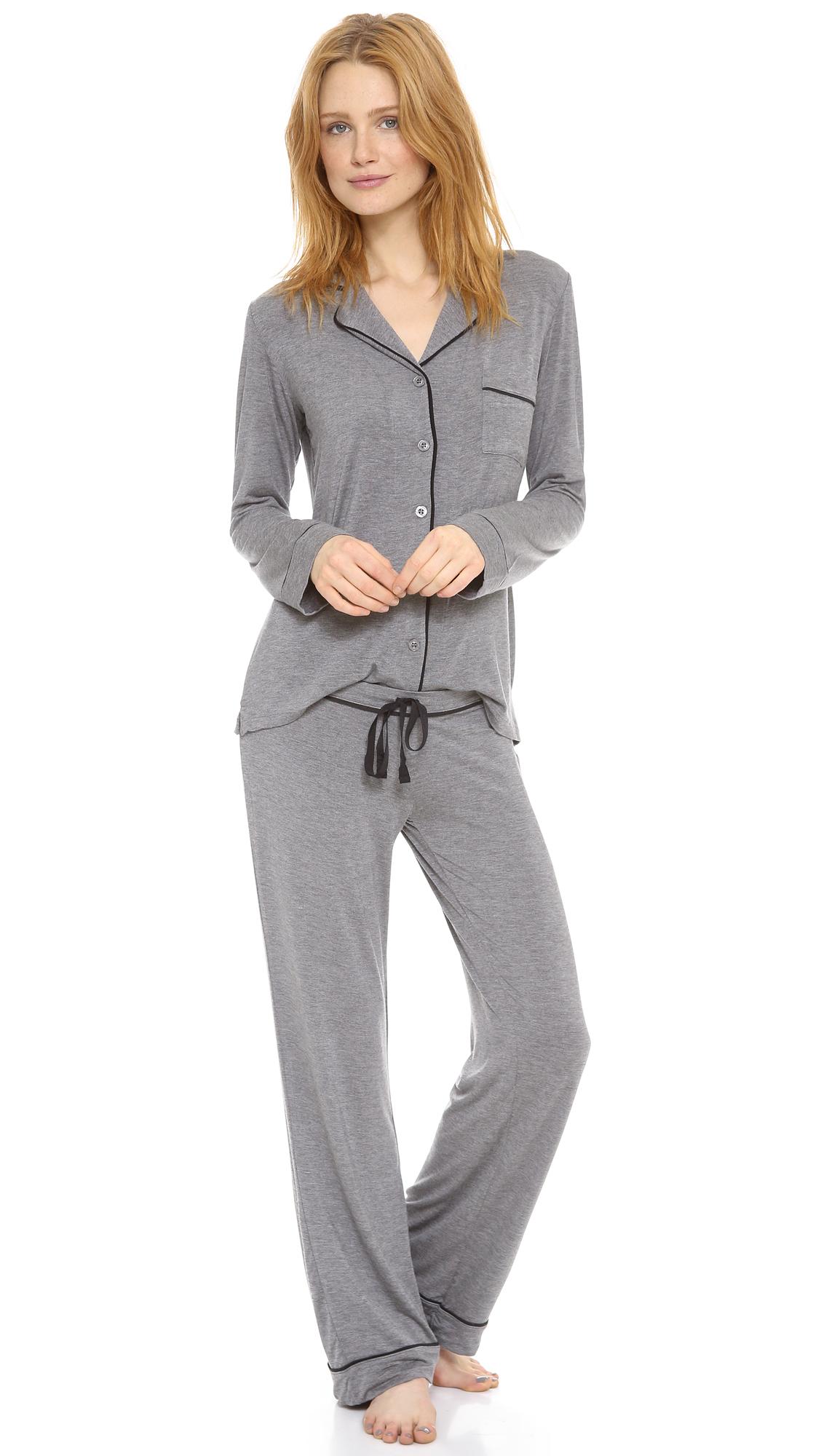 b2c38c3d90 PJ Salvage Modal Pajama Set