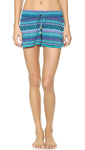 PJ LUXE Tropic Challes PJ Shorts