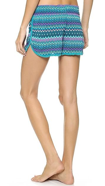 PJ Salvage Tropic Challes PJ Shorts